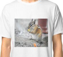 Hungry Chipmunk Classic T-Shirt