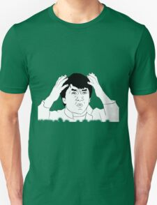 Jackie Chan Meme T-Shirt