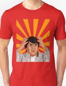 Jackie Chan Meme  Unisex T-Shirt
