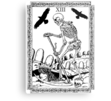 TAROT: Death Metal Print