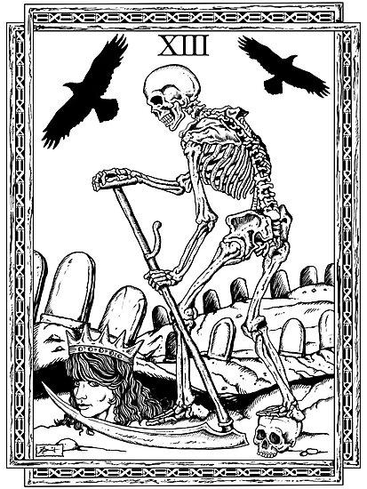 TAROT: Death by ZugArt