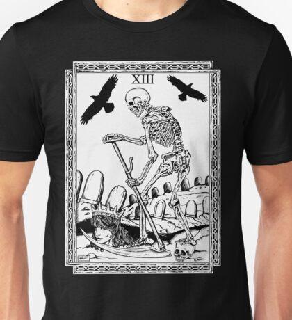 TAROT: Death Unisex T-Shirt