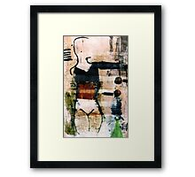 dancer 3 v1 Framed Print