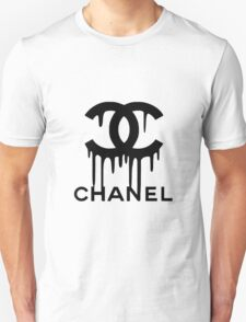 Drip Chanel Logo T-Shirt