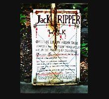 Jack the Ripper Walk Unisex T-Shirt