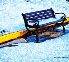 Park Bench by homendn