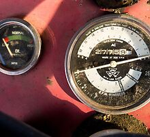 Tractor by MrNobody