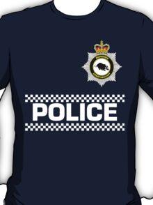 Midsomer Madness - Midsomer Police Version 2 T-Shirt