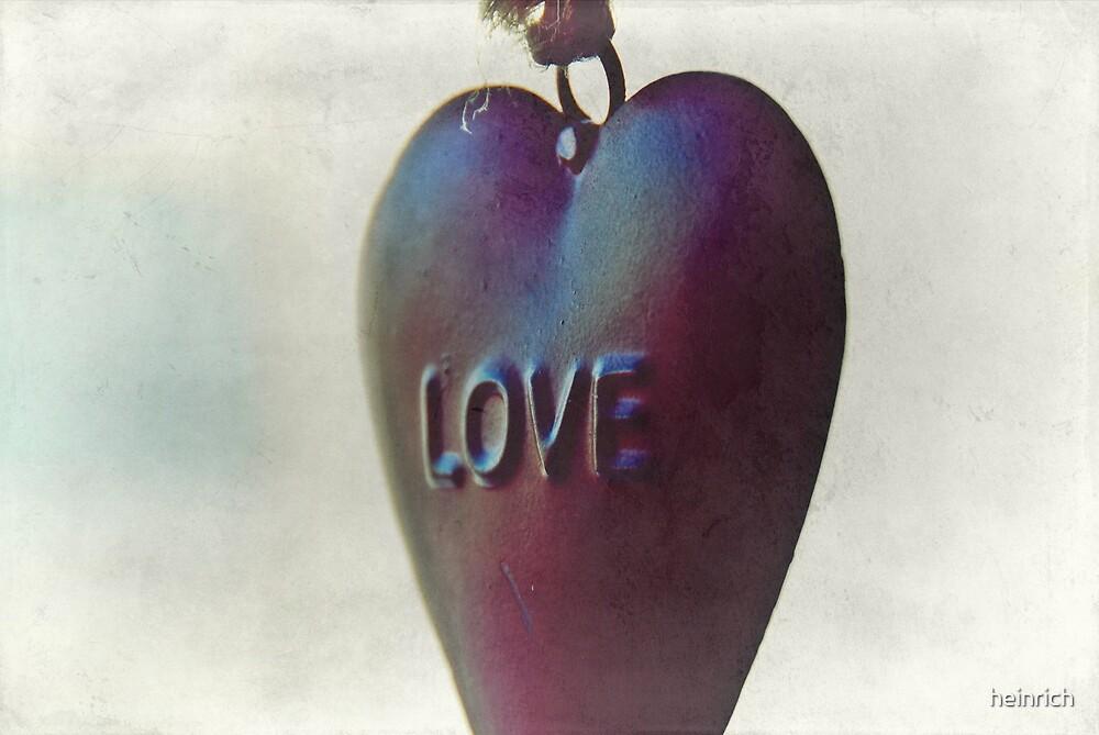 LOVE by heinrich