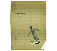 Iain Muir - Tranmere Rovers Poster