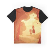 as autumn colors fall Graphic T-Shirt