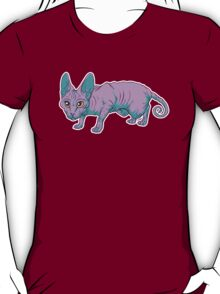 purple sphynx T-Shirt