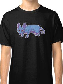 blue sphynx Classic T-Shirt