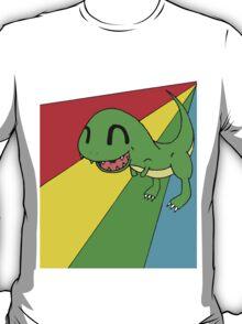 Smiling Dinosaur T-Shirt