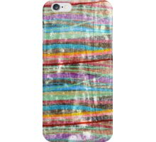 fancy stripes 3 iPhone Case/Skin