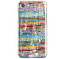 fancy stripes 3 iPhone Case/Skin