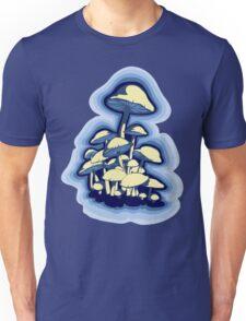 magic mushrooms Unisex T-Shirt