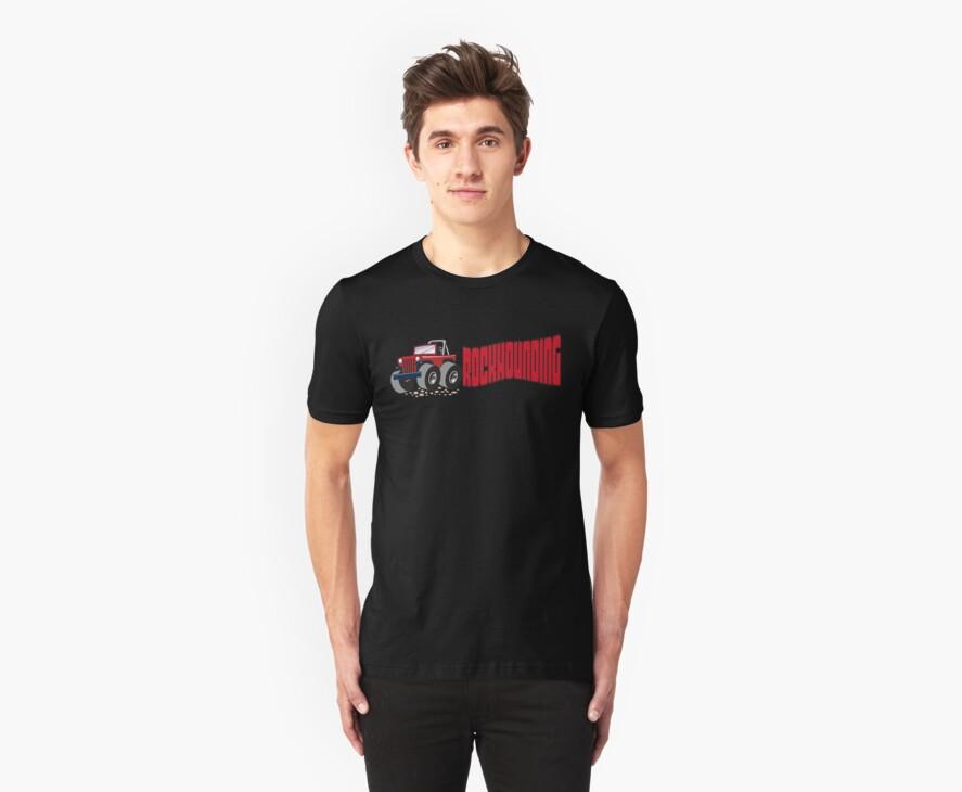 Rockhounding by SportsT-Shirts