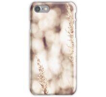 Autumn Stalks iPhone Case/Skin
