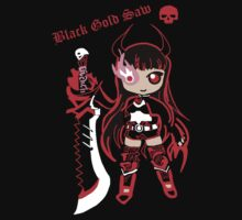 Black Gold Saw by JellyBeanie