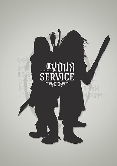 At Your Service by Avia Asner