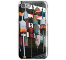 Provincetown Bouys iPhone Case/Skin