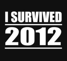 I survived. Kids Clothes