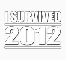 I survived. Kids Tee