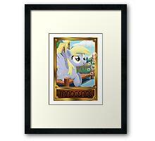 Derpy Hooves - Element of Innocence Framed Print