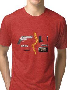 Serial Gamer Tri-blend T-Shirt