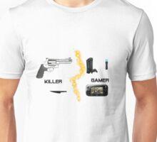 Serial Gamer Unisex T-Shirt