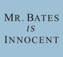 Mr.Bates is Innocent Kids Tee