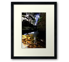 Luminous Light  Framed Print