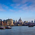 The City of London by vivsworld