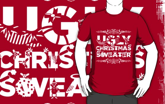 Ugly Christmas Sweater by robbclarke