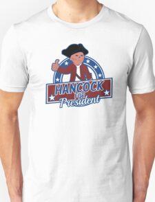 Hancock for President T-Shirt