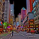 Times Square by Daniel Sorine