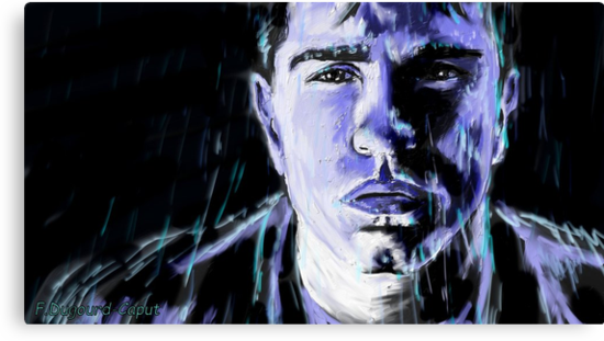 Sam, featured in #1 Artists of Redbubble  by FDugourdCaput