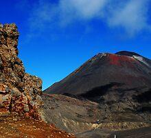 Mt Doom by thehylian