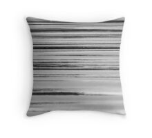 Board on Watergate Throw Pillow
