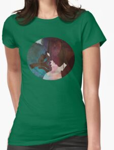 Anakin & Padme Womens Fitted T-Shirt