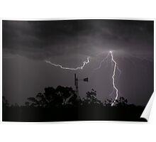Stormy Night Poster