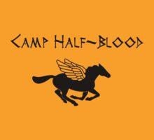 Camp Half-Blood by Pelloneus
