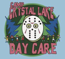 Camp Crystal Lake Daycare T-Shirt