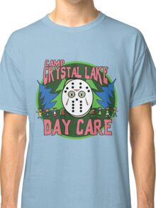 Camp Crystal Lake Daycare Classic T-Shirt