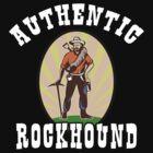 Authentic Rockhound by SportsT-Shirts