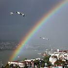 Rainbow by Mohamed Abbas