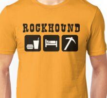 Rockhound Eat Sleep Go Rockhounding Unisex T-Shirt