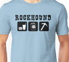 Rockhound Eat Drink Beer Go Rockhounding Unisex T-Shirt