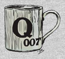 Letter Q, for 007 points... Kids Clothes
